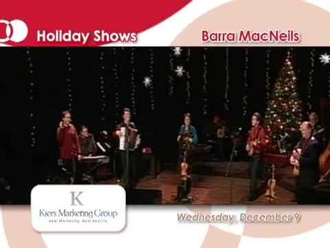 The Barra MacNeils - A Celtic Christmas at the Fredericton Playhouse