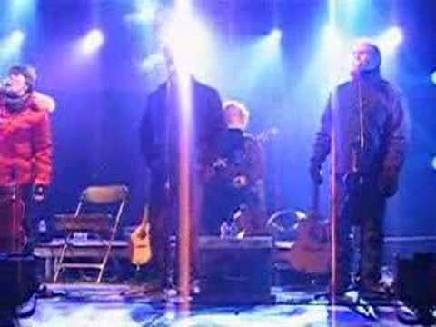 The Barra MacNeils at Snowbowl 2007