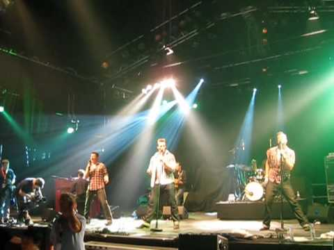 The Baseballs - Pokerface - Hessentag 2009