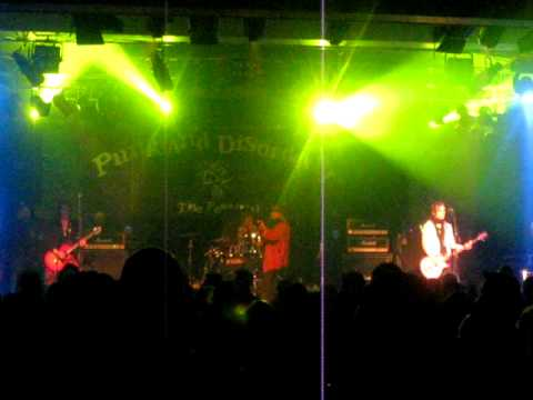 The BAY CITY ROLLERS Live at Punk & Disorderly 2010