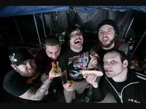 Paint it black cover: The Black Dahlia Murder