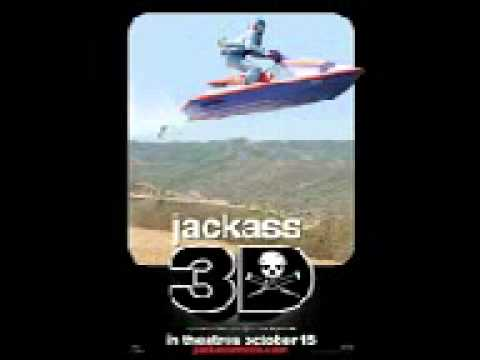 Jackass 3D soundtrack_im shakin- the blasters