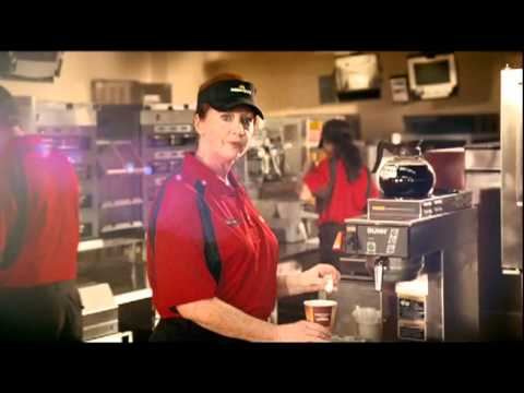 The Blenders McDonald`s Girl TV Commercial