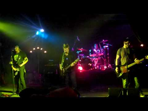 Franz Ferdinand - Take Me Out Cover - Band: The Thuggs - Live @ The Gaslamp 12/17/09