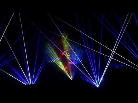 Pink Floyd - Time (Laser Show at Carolina Opry, Myrtle Beach, SC)