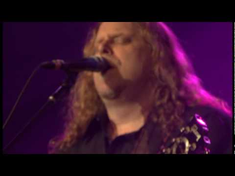 Gov`t Mule performing Brokedown on the Brazos at the 2009 Christmas Jam