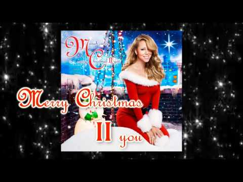 Merry Christmas II You - Mariah Carey (OFFCIAL COMMERCIAL)