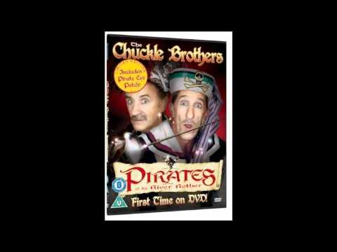Chuckle Brothers Pirates Of The River Rother DVD - Menu Music