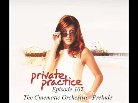 The Cinematic Orchestra - Prelude