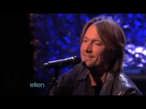 Keith Urban Performs `Without You`
