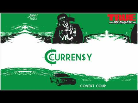 Curren$y - The Type feat. Prodigy [Covert Coup]