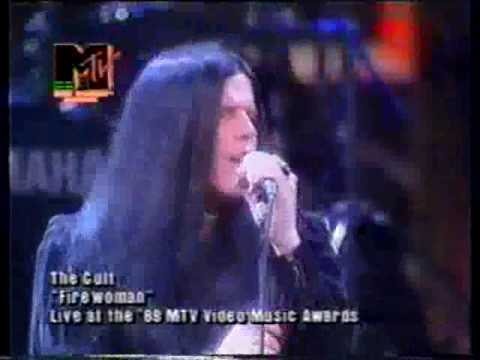 The Cult - Fire Woman - Live`ish 1989