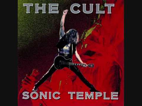 The Cult - Fire Woman (HQ)