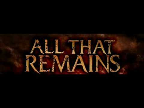 All That Remains- Before The Damned