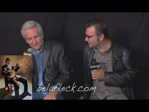 "Del McCoury Band ""DelFest"" interview 3-7-08 Ogden Theater"