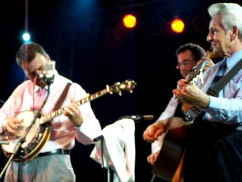 The Del McCoury Band - John Henry (Bonnaroo 2009)