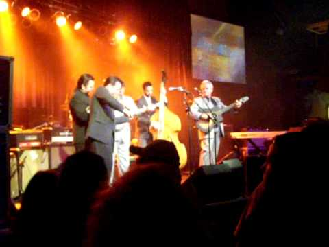 The Del McCoury Band @ Warren Haynes Pre Christmas Jam part 2