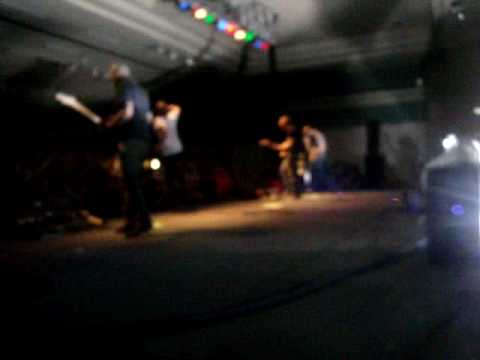 Through The Desert Alone - Circa Survive @ Sac State 5.6.10 Pt.1