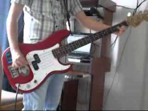 Cha Cha Twist Bass Cover