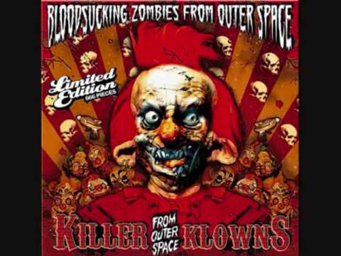 Killer Klowns from Outer Space by Blood Sucking Zombies from Outer space