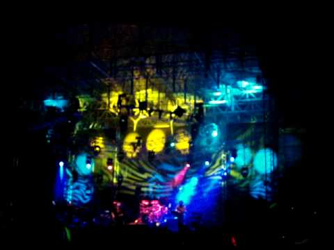 Disco Biscuits . Feelgood Inc. (Gorrilaz) encore . Wakarusa 2010