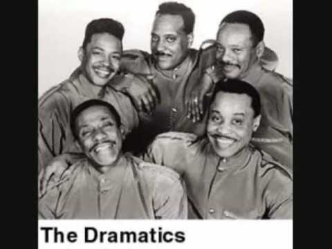 The Dramatics - I Can`t Get Over You