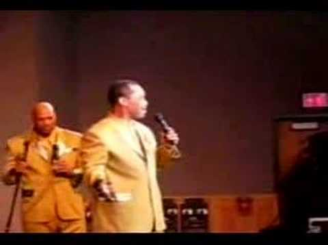 "LJ Reynolds/The Dramatics ""Stop Your Weeping"""
