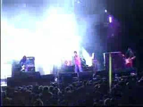 The Verve Sit And Wonder - Eden Sessions 27-06-08