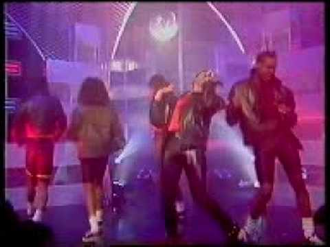 Narada Michael Walden Divine Emotions, Top Of The Pops 1988