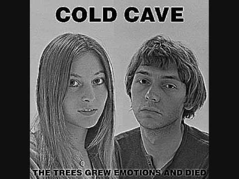 Cold Cave - The Trees Grew Emotions And Died