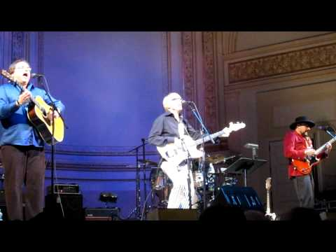 Tribute to the Who @ carnegie hall we`re not gonna take it