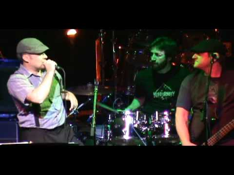 Brick Top Blaggers - Lady Liberty (Live at Galaxy Theatre NYE 2010)