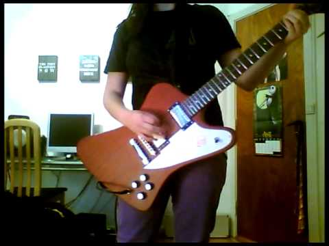 Nirvana - Come As You Are Guitar Cover