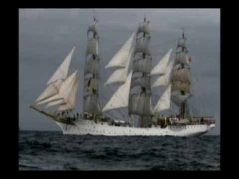 """SAILING BY"" BERNARD LOUGHREY (new lyrics added to this Popular theme music ) 2010"
