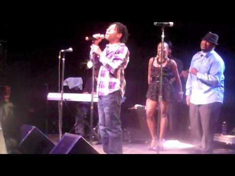 The Foreign Exchange (w/Durand Bernarr) ... LIVE