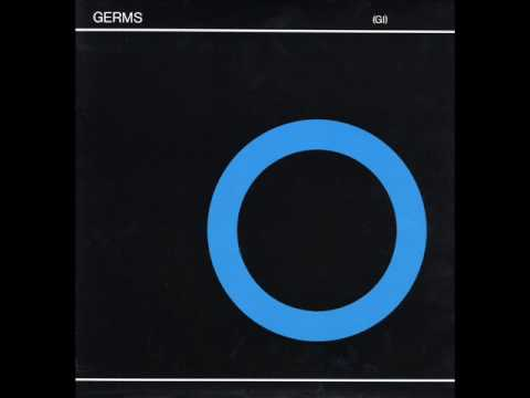 The Germs - Caught In My Eye