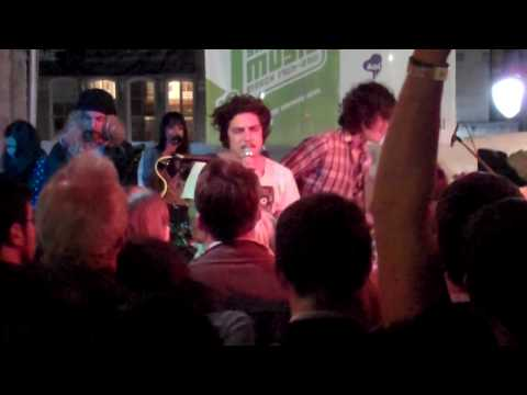 Bill Murray digging The Growlers at SXSW