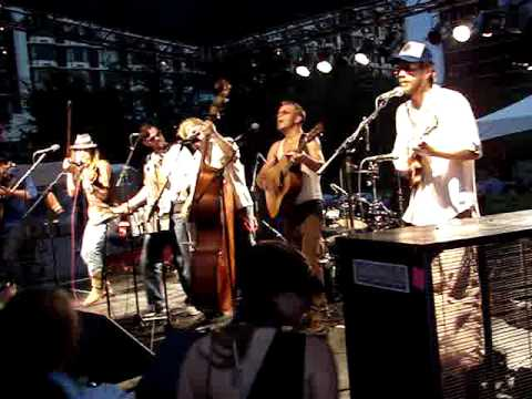 The Hackensaw Boys - Forecastle 2009