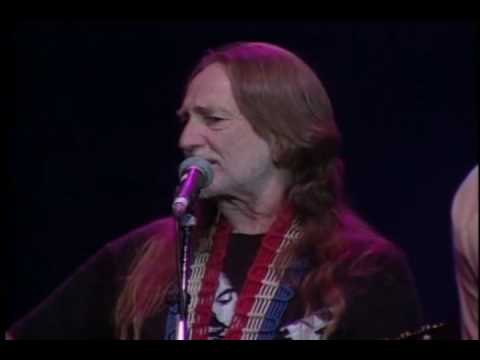 Willie Nelson - Crazy live 1992
