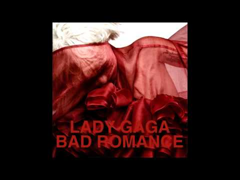 Lady GaGa - Bad Romance (Radio Edit) NEW HIT 2009 HQ + Lyrics