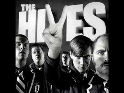 [THEHIVES][The Hives][The Black and White Album]