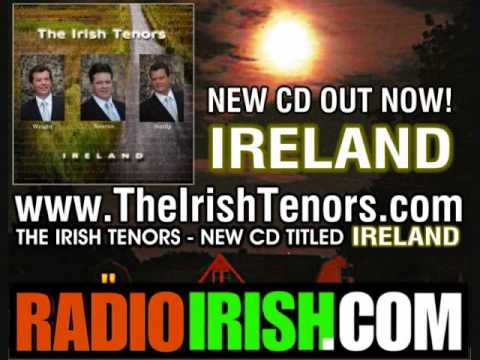 IRISH TENORS COMPETITION for AUTOGRAPHED NEW CD `IRELAND` on RADIOIRISH.COM