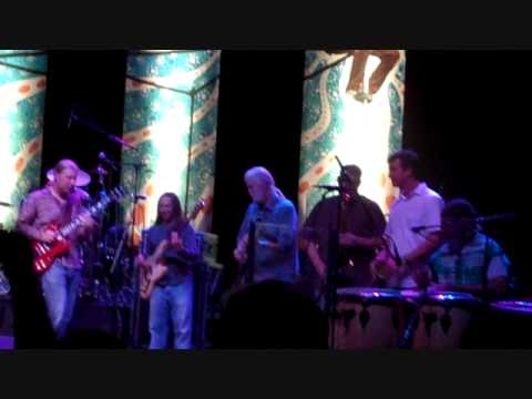 Jimmy Herring Joins The Derek Trucks Band for Some Crunchy Licks
