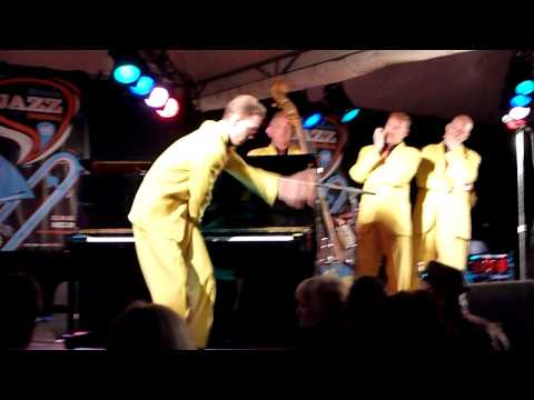 The Jive Aces - Pianist Solo at Jazz Festival Breda 2010