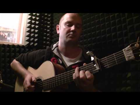 "Agust�n Amig� - ""I Still Haven`t Found What I`m Looking For"" (U2) - Solo Acoustic Guitar"