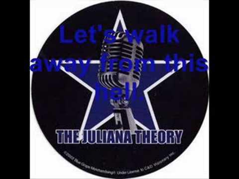 The Juliana Theory - Into The Dark with lyrics