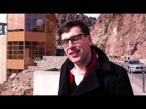 Video blog from Hoover Dam