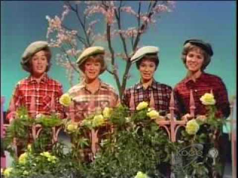 The Lennon Sisters - Georgy Girl (1966)