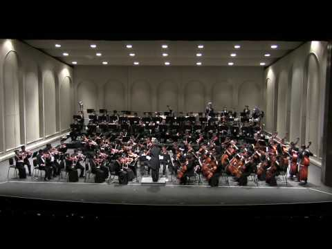 """Lord of the Rings - Fellowship of the Ring"" by Moanalua HS Symphony Orchestra@2010 Aloha Concert"