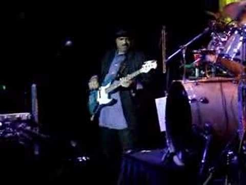 DAVID BARARD OF DR.JOHN`S LOWER 911 BAND